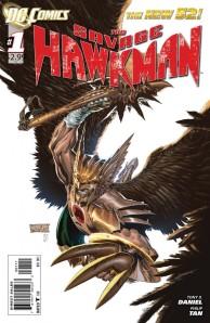 Savage-Hawkman